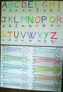 affiche alphabet pour maternelle