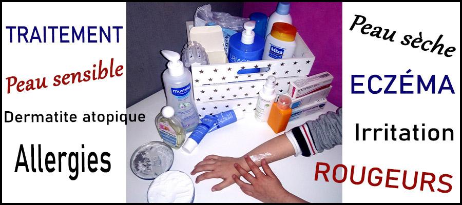 conseils pour soigner la peau atopique des enfants