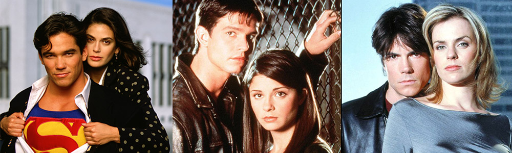 séries télévisées des années 90 avec des héros extraterrestres