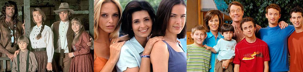 séries tv années 90 à regarder en famille