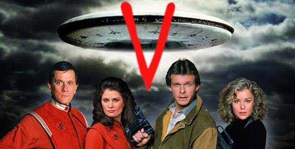 image de la série V, la version originale