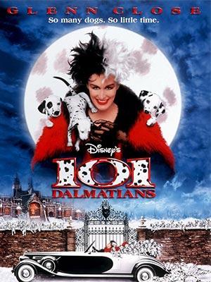 film disney les 101 dalmatiens