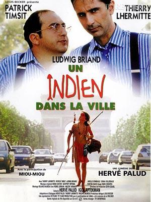 film un indien dans la ville