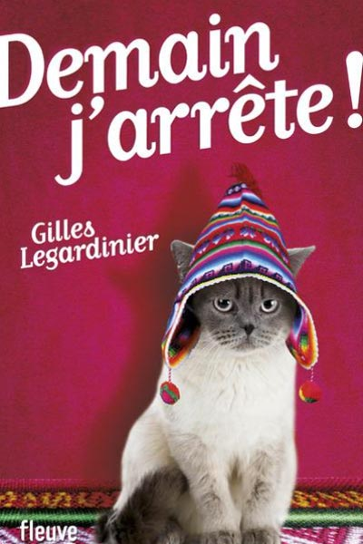 roman comique de Gilles Legardinier pour garder le moral
